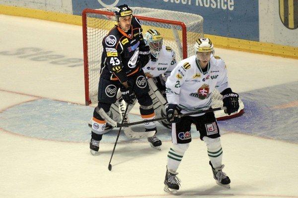 Peter Bartoš je najstarší a súčasne najproduktívnejší hráč HC Košice.