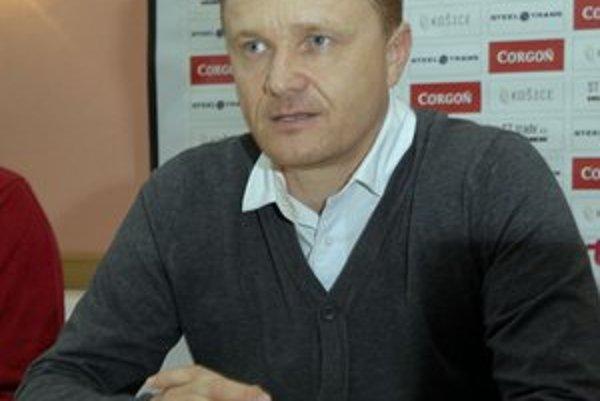 Ivan Kozák. Športový riaditeľ MFK Košice.