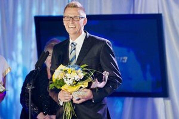 Rastislav Staňa. Po prvýkrát sa stal najlepším brankárom.
