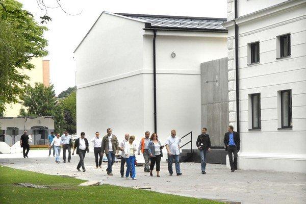 Kulturpark 15. júla zažil preberacie konanie.