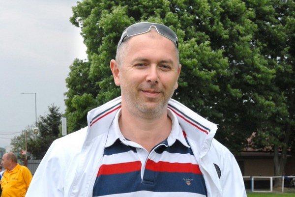 Marcel Alexander. Prezident nového subjektu.