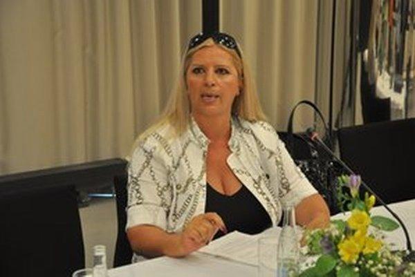 Eleonóra Mojsejová.