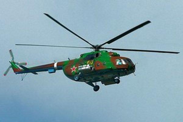 Podobný vrtuľník skončí v Košiciach.