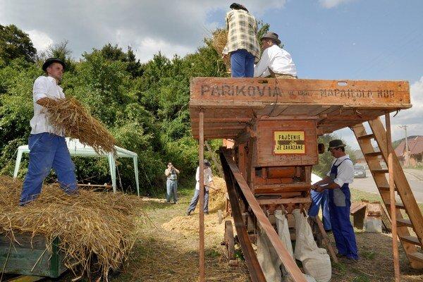 Podsitnianske dni hojnosti v obci Prenčov