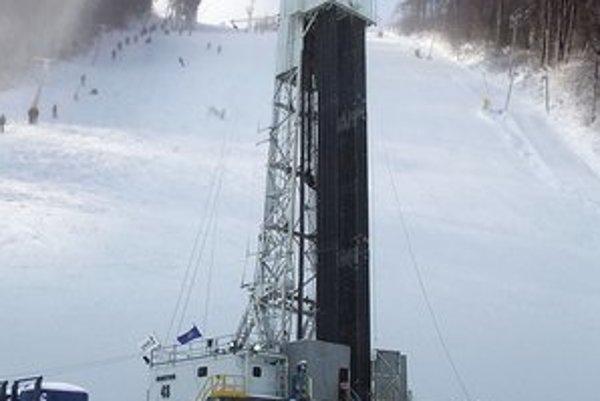 Uránová lobby začala ťažbu na Jahodnej.