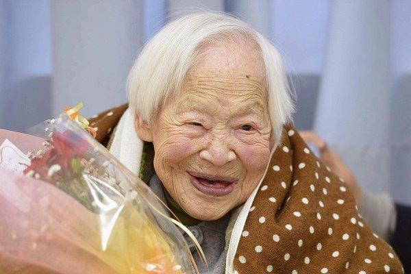 Japonka Misao Okawa