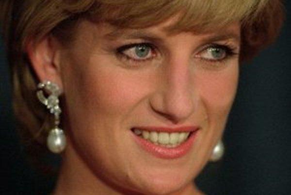 Jedna z najobľúbenejších členiek britskej kráľovskej rodiny, princezná Diana.