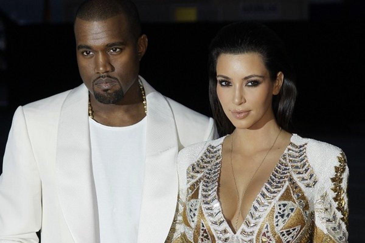 Kanye Zoznamka Kim k