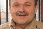 Čerstvý oslávenec. Režisér Jozef Bednárik oslavuje 65 rokov.