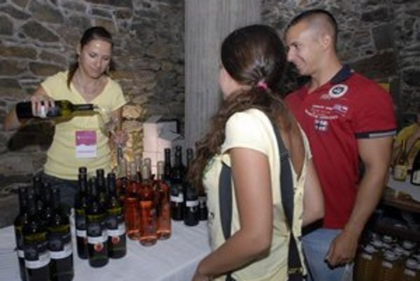Vínny festival. Poteší jazýčky milovníkov vína.