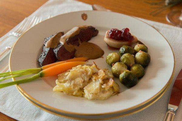 Sobia sviečkovica podľa receptu nórskej veľvyslankyne na Slovensku.