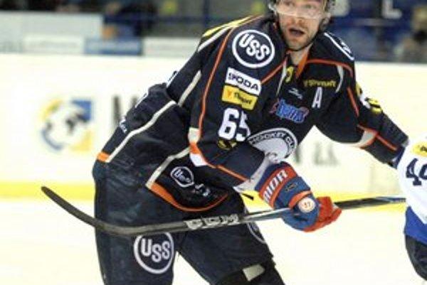 Tomáš Marcinko. Proti Nitre dal dva góly.