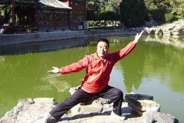 Jedným z hostí bude Majster Yu Qingdi.