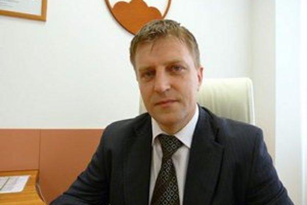 Nový šéf úradu. Generálny riaditeľ Národného inšpektorátu práce Andrej Gmitter.
