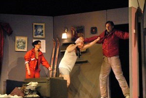 Sviatok milovníkov divadla. Jana Krausová, Karel Roden a Marian Roden na javisku žiarili.
