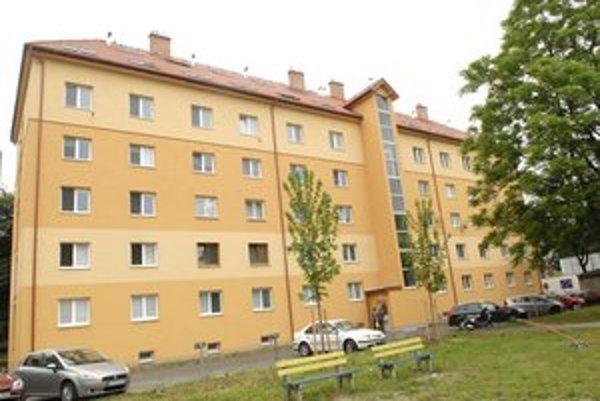 Podkrovné jednoizbové byty na Jesennej. Predávajú sa od 33 000 eur.