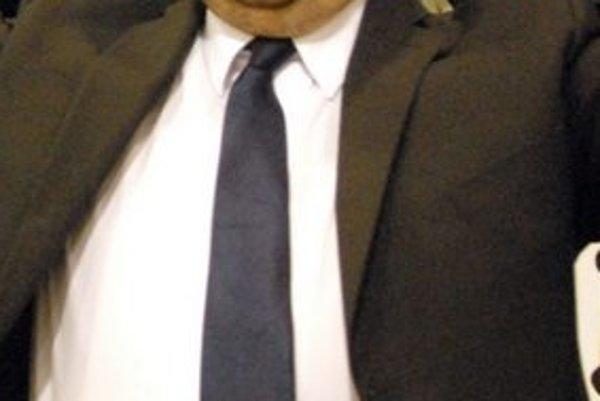 Manažér Ivan Benninghaus.