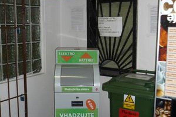 E-box. Dopravákom priniesol status ekologickej firmy.