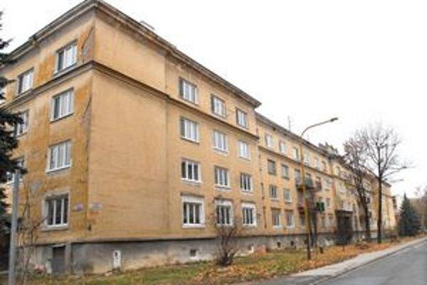 Jilemnického v Starom Meste. Cena 1–izbového bytu v centre Košíc môže byť aj vyše 33–tisíc eur.
