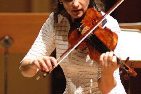 I. Bittová je výborná herečka, speváčka i huslistka