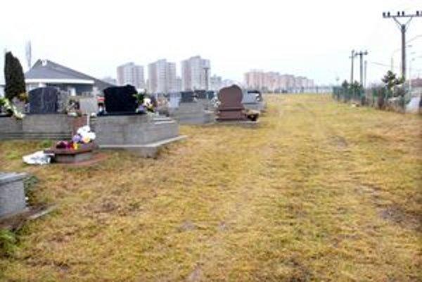 Územný plán. Územie medzi cintorínom v Myslave a Sídliskom KVP sa preorganizuje.