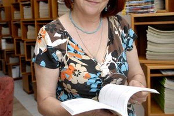 Riaditeľka VKJB Klára Kernerová priznáva, že s rokom 2011 nie je úplne spokojná.