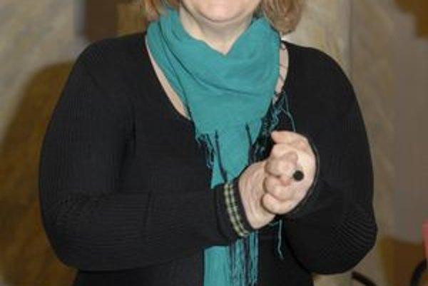 Riaditeľka Lena Lešková mieni podporovať domácich umelcov.