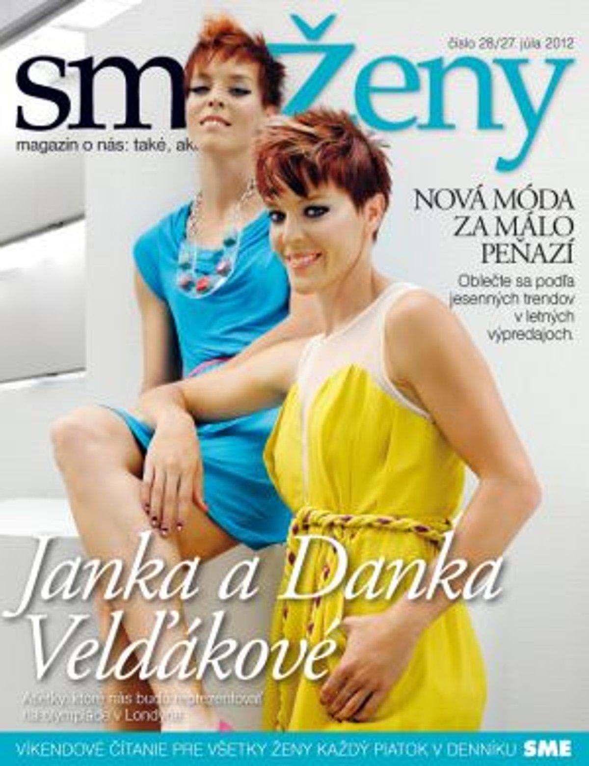 Čo vás čaká v novom čísle magazínu smeŽeny - zena.sme.sk 16b735b35ba