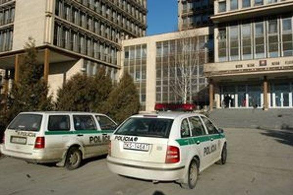 Budova krajského súdu v Košiciach. V trafike v nej predávali samizdatový spis Gorila.