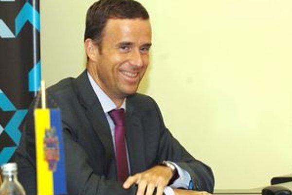 Viceprimátor Ladislav Lazár (Smer–SD).