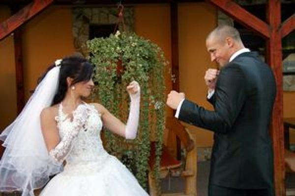 Ondovci sa vzali po osemmesačnej známosti.