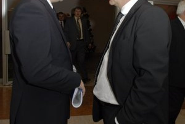 Marek Vargovčák a Igor Sidor. Voliči im dôverujú menej ako pred 2 rokmi
