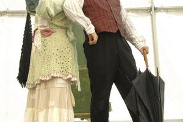 Divadlo Maškrta. Deťmi milovaná dvojica Nany a Krištof zavítajú na tohtoročnú Veselú planétu.