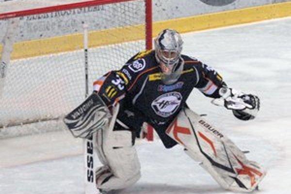 Alexandr Hylák. Brankárska opora HC Košice.