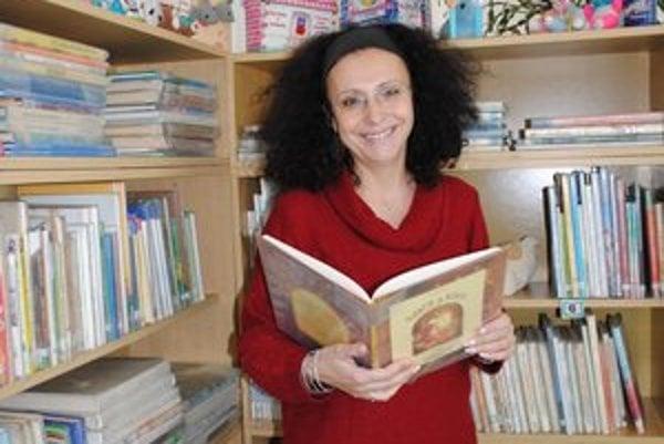 Iveta Hurná: Dievčatá čítajú viac, ako chlapci.