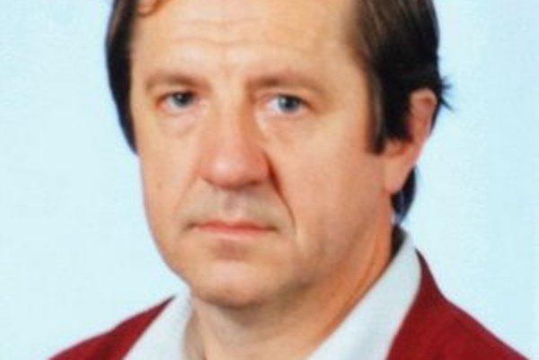 Jubilant Jaroslav Škapinec.