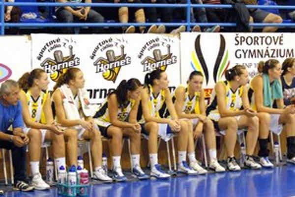 Vyradili Poprad. Basketbalistky Dannax Sport Košice sa postarali o prekvapenie.