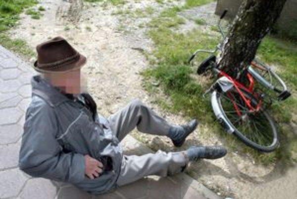 Cyklisti. Ak sa podgurážia alkoholom, môže to dopadnúť zle.