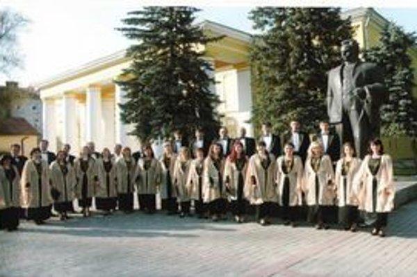 Jedným z účinkujúcich bude ukrajinský zbor Halycki peredzvony