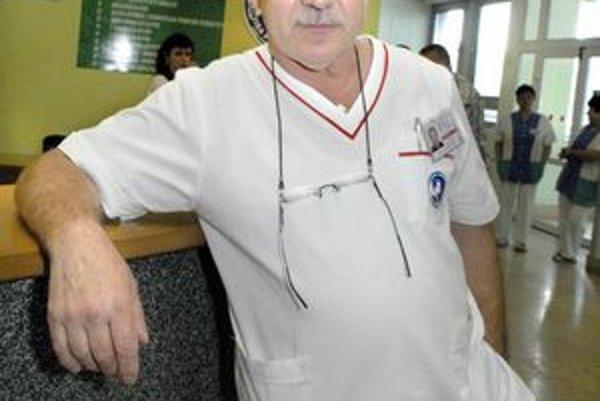 Primár, Igor Sidor.