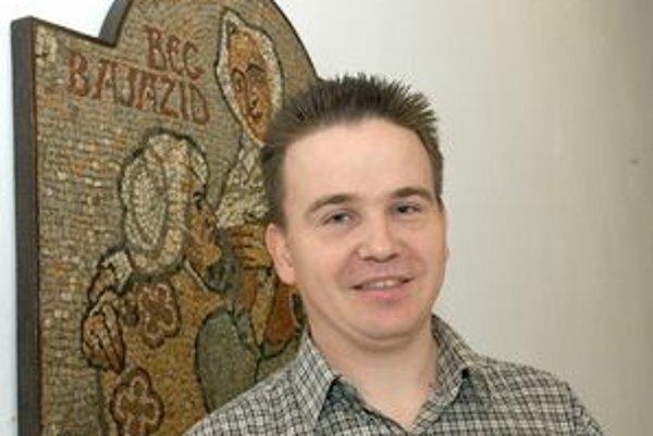 Igor Dohovič. Medzinárodný festival začal na východnom Slovensku organizovať pred 3 rokmi.