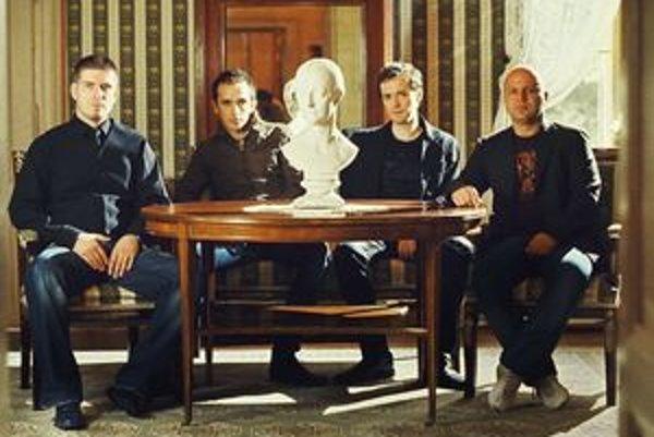 Skupina Nocadeň má v pláne vydať šiesty album.