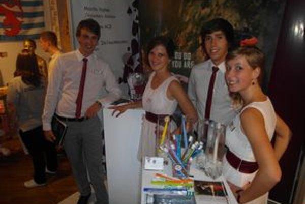 Mladí Košičania si s vynálezom  vybojovali tretie miesto v Osle.