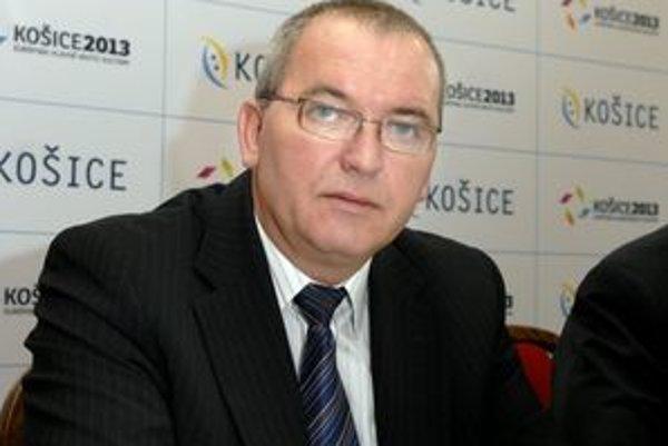 Juraj Bukuš. Náčelník mestskej polície.