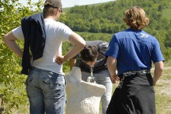 Výsledky spolupráce. Fontánky s osviežujúcou vodou sú iba jedným z produktov, ktoré pribudli v areáli zoo z eurofondov.