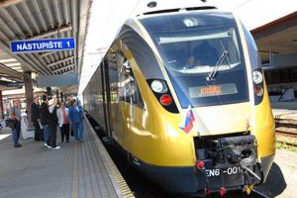 V Košiciach vlak postál niekoľko hodín