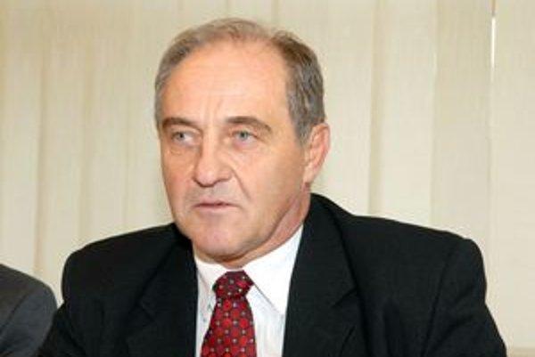 Nový riaditeľ Miroslav Jakubek. Vo funkcii je od októbra.