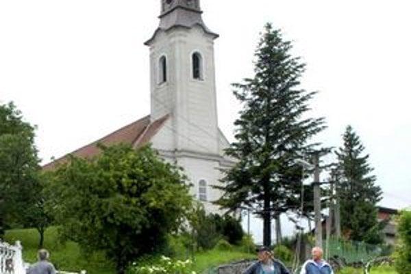 Kostol sv. Mikuláša. Patrí medzi sedem divov.