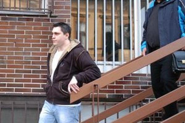 Ladislav Ščurko vychádza z väzby.