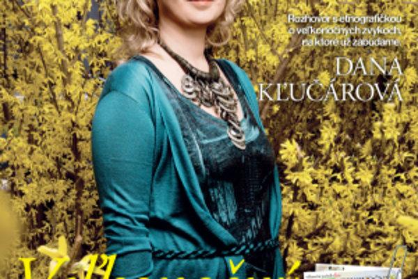 už v piatok 15. 4. v printovej verzii magazínu smeŽeny